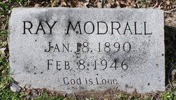 Ray Modrall