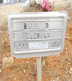 Bill Dwayne Blevins