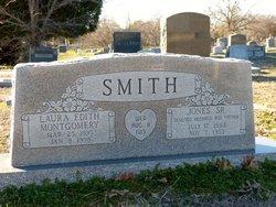 Laura Edith <i>Montgomery</i> Smith
