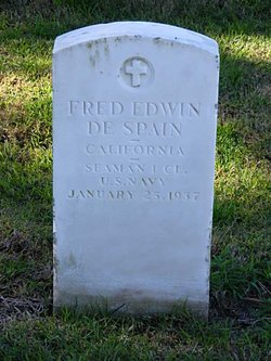 Fred Edwin De Spain