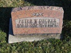 Peter Wilbur Decker
