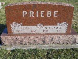 William A. Priebe