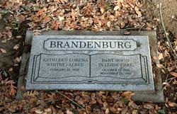 Kathleen Lorene <i>Whitby</i> Brandenburg