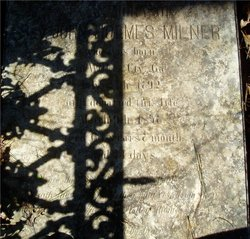 Rev John Holmes Milner