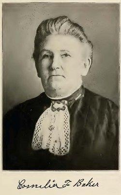 Cornelia Frances <i>Griffin</i> Baker