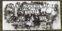 Susie <i>Giddens</i> Bagley
