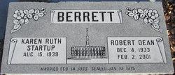 Robert Dean Berrett