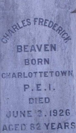 Charles Frederick Beaven