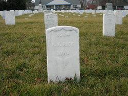 Pvt Fielding F. Rice
