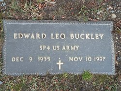 Edward Leo Buckley