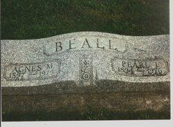 Agnes M <i>Rogers</i> Beall