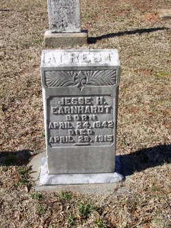 Jesse H Earnhardt