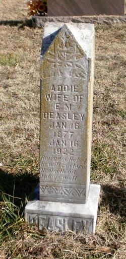 Mary Addie <i>Wall</i> Beasley