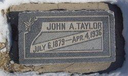 John Andrew Taylor