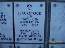 Margaret Leona <i>Larson</i> Blackstock