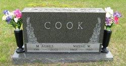 Wayne W Cook