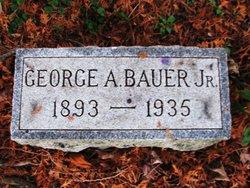 George A Bauer, Jr