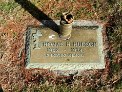 Thomas Hersley Hudson