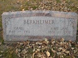 Mary Jane <i>Stuckenbruck</i> Berkheimer