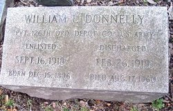 William L Donnelly