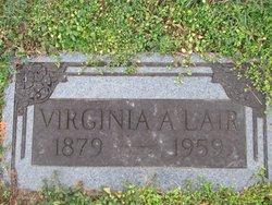 Virginia A. <i>Miller</i> Lair