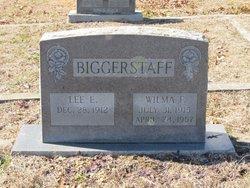 Wilma Frances Fannie <i>Lamb</i> Biggerstaff