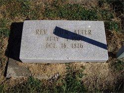 Rev John Alter