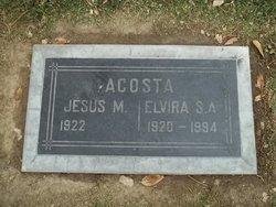 Elvira S. A. <i>Silva</i> Acosta