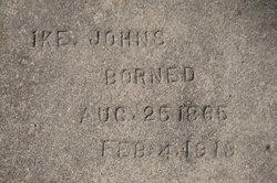 Isaac Ike Johns