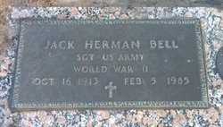 Jack Herman Jacob Bell