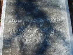 Mabel Frances <i>Poole</i> Smith