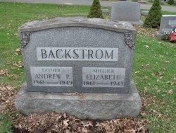 Elizabeth <i>Bergren</i> Backstrom