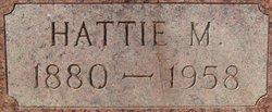 Hattie Mae <i>Letcher</i> McKown