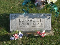 Clara Mae <i>Heath</i> Burnworth