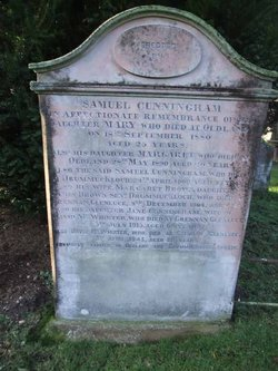 Samuel Cunningham