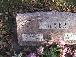 Jessie May <i>Mackie</i> Huber