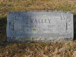 Mary Jane <i>Smith</i> Ameigh-Walley