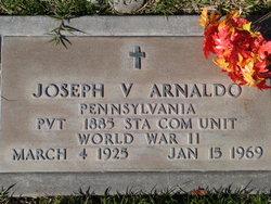 Pvt Joseph V. Arnaldo