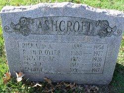 Ruth Margaret Ashcroft
