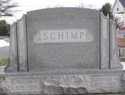 Gertrude H. <i>Musser</i> Schimp
