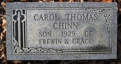 Carol Thomas Chinn