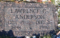 Lawrence C. Anderson
