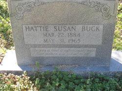 Hattie Susan Buck