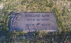 Evelyn Mae <i>Wyness</i> Law