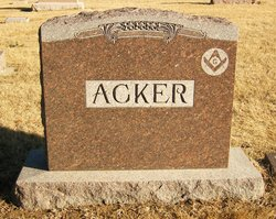 Ida Elizabeth <i>Noyer</i> Acker