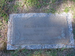 Russell Fred Clark