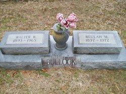 Beulah M. Bullock