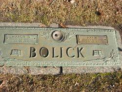Margie <i>Dabbs</i> Bolick