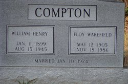 Floy <i>Wakefield</i> Compton