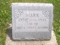 Mark Alan Allmon